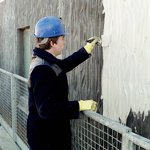 Coating Profiled Concrete